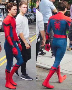Spidey Butt time hot Tom holland