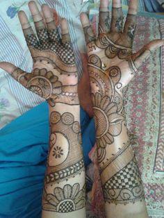 Arabic Bridal Mehndi Designs, Indian Henna Designs, Full Hand Mehndi Designs, Stylish Mehndi Designs, Mehndi Designs 2018, Mehndi Designs For Beginners, Mehndi Designs For Girls, Dulhan Mehndi Designs, Beautiful Mehndi Design