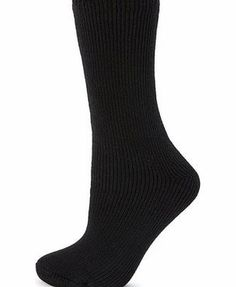Bhs Womens Black Brushed Thermal Ankle High Socks, These knee high socks are perfect for keeping your feet toasty this autumn/winter. Scoring a 4 on our 1 - 4 warmth rating scale, these socks feature a brushed inner surface to help lock warm air insid http://www.comparestoreprices.co.uk/fashion-clothing/bhs-womens-black-brushed-thermal-ankle-high-socks-.asp