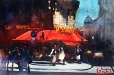 Before they were any good: Alvaro Castagnet | Bad Watercolor Art