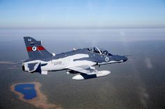 A Royal Australian Air Force HAWK MK127 jet aircraft soars high over Kakadu National Park, Northern Territory, during Exercise Northern Phoenix 2015. Number 79 Squadron from RAAF Base Pearce will be conducting Exercise Northern Phoenix 2015 (NP15) at RAAF Base Darwin during 1-21 May 15 as part of Number 49 Introduction to Fighter Course. The exercise, which is traditionally held at RAAF Base Learmonth, was diverted to RAAF Darwin at short notice as a result of damage to the airfield caused…