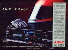 AIWA AD-R550 1984