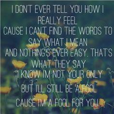 Ariana Grande- Just A Little Bit Of Your Heart Lyrics by joann