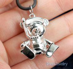 Dive teddy bear #Snorkel #underwater #Jewelry #Diver #scubadive #IloveDiving #Divinggift #Divergift #divegear
