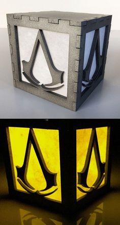 Assassin's Creed Light Box