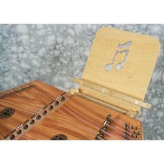 Hammered Dulcimer Music Holder