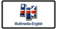 English with Sound & Light - Multimedia-English is an interactive website to learn real English through videos and activities.