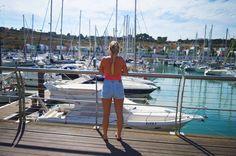 Italiane Vacanze Swimsuit...... Albufeira Marina, Portugal