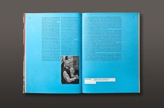 Jazz 20 Year Edition Book Editorial Design Atelier Martino & Jaña 's Editorial Design – Print Design & Graphic Inspiration