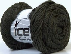 SIGN UP NEWSLETTER FEEDBACK ABOUT US This listing is for: 8 Balls (400 gr - 14.108 oz.)MORBIDO ALPACA Hand Knitting Yarn Dark Khaki Item Information Brand : ICECategory : Morbido AlpacaClick here for other available colors of Morbido AlpacaLot # : Fnt2-30480Main Color : GreenColor : Dark Khaki Fiber Content : 60% Baby Alpaca, 25% Merino Wool, 15% NylonNeedle Size : 3-3.5 mm / US 3-4Yarn Weight Group : 2 Fine: Sport, BabyQuantity: 8 ballsBall Weight : 50 gr. (1.7635 oz.)Ball Length : 190 m…