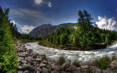 Die schönsten Orte der Schweiz: Val Roseg im Engadin