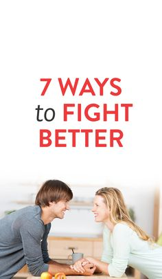 how to fight fair #relationships