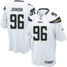 373c84f6 11 Best Jarret Johnson Jersey: Authentic Chargers Women's Youth Kids ...