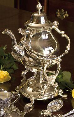 Tipping Teapot Victorian. A Forgotten Elegance.