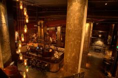 steam punk bar... I think!
