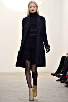 Pringle of Scotland Fall 2012 Ready-to-Wear Collection