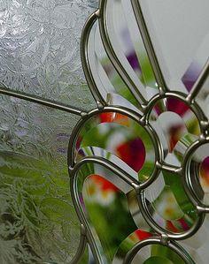 ODL Heirlooms Decorative Door Glass