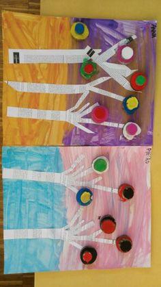 Forme e colori in Arte