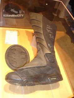 Batman in Air Jordan 6