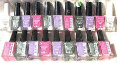 Rimmel London Lasting Finish Pro Nail Polish Assorted  Lot of 20