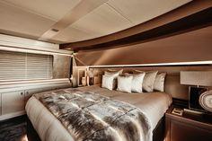 France / Antibes / Yacht / Bed Room / Maretti Lighting / Eric Kuster / Metropolitan Luxury