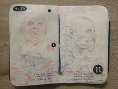 Libreta / Sketchbook. 2 on Behance