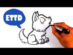 wolf draw easy howling pikachu kawaii drawing dessin zumo paso cartoon naranja faciles dibujar juice dibujos orange como