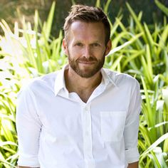 Bob Harper, personal trainer extraordinaire. I never want to quit when doing his workout DVDs because I don't want to disappoint him. Silly I know, but it works for me. And his workouts are INTENSE!