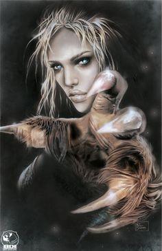 Ursa Minor #4: Nayomi by DarkSilverStudio.deviantart.com on @DeviantArt