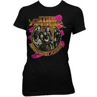 Steel Panther Supersonic Sex Machines Babydoll Shirt