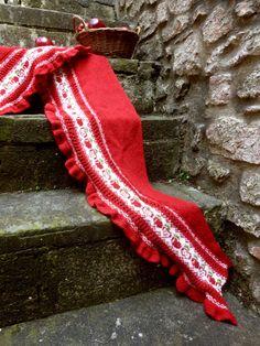 Pipsqueak shawl!