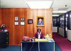 tracey Moffat. First Jobs, Receptionist 1977