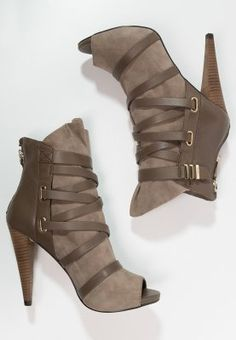Guess CANDIE - Ankle Boot - gris