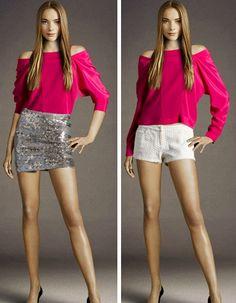 Blusas Vazadas e coringas - http://fashionbrunettegirl.blogspot.com.br/2012/10/peca-coringa.html   http://fashionbrunettegirl.blogspot.com.br/2012/08/tendencia-blusas-com-manga-vazadas.html