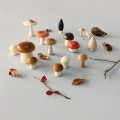 Diy Clay, Clay Crafts, Mushroom Decor, Mushroom Crafts, Mushroom House, Mushroom Fungi, Basket Lighting, Rattan Basket, Baskets