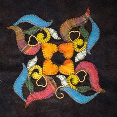 Wool Appliqué - Intimistic Quilt Company - Inspired by - Affairs of the heart
