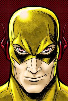 Reverse Flash by =Thuddleston on deviantART
