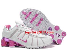 huge discount fd5a4 61091 Wholesale Nike Shox NZ 3rd III Third Women White Pink Running Shoes Nike  Shoes Cheap,