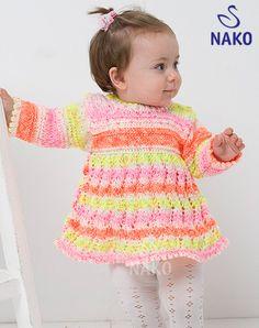 cool Örgü bebek elbise anlatımı Canim Anne  http://www.canimanne.com/orgu-bebek-elbise-anlatimi.html