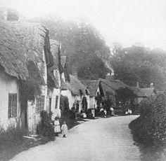 Earlstoke, Wiltshire, c. 1890