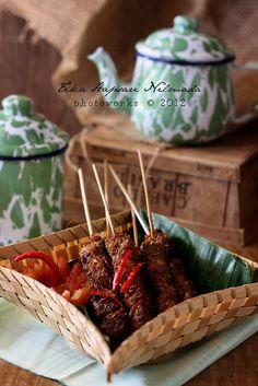 Indonesian satay