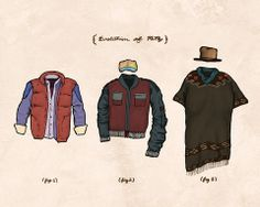 Back to the Future - The Evolution Of McFly