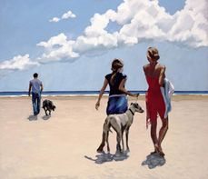 Morning on the Bay I by Jim Farrant