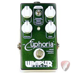 Wampler Wampler Pedals Euphoria Transparent Overdrive