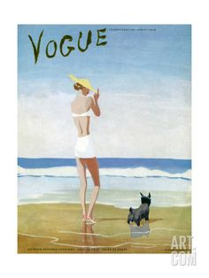Vogue Cover - July 1937