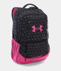 80a047f9ee00 Under Armour Storm Hustle II Backpack (Various Colors) - Under Armour has  taken its most popular bag and made it even better! Featuring tons of  space
