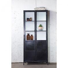Design Lab, Vintage Vitrine, Bathroom Medicine Cabinet, Bookcase, Home Decor, Super, Armoire, Cabinets, Material