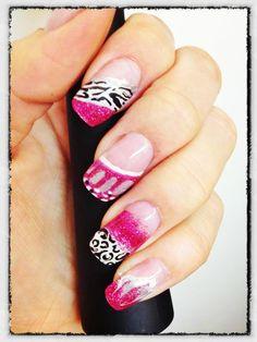 nails by Anika Starkey