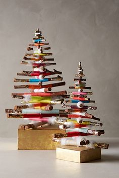 cozy kindling mini tree #anthrofave  http://rstyle.me/n/tbx5wpdpe