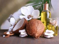 WallpapersCoconut and coconut oil